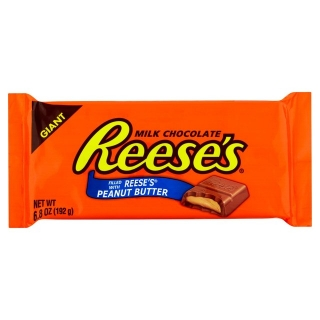 Reese's Giant Peanut Butter Milk Chocolate 192g (USA)