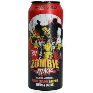 Take Off Zombie Attack 500ml (AT)