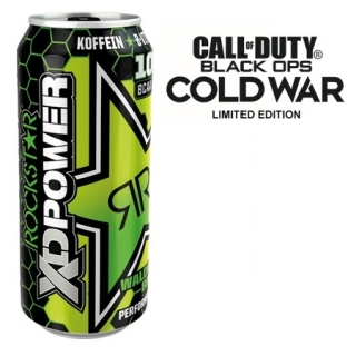 "Rockstar XDPower Waldmeister Boost ""COD Cold War"" 500ml (DE)"