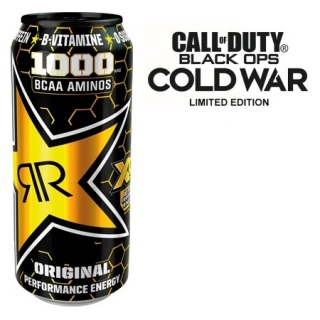 "Rockstar XDPower Original ""COD Cold War"" 500ml (DE)"