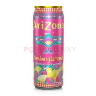 Arizona Strawberry Lemonade 500ml (NL)