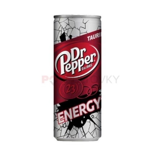 Dr Pepper Energy 250ml (PL)