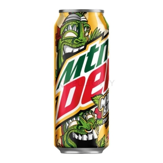 Mountain Dew Maui Burst 473ml (USA)