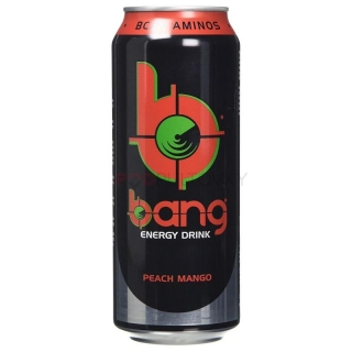 Bang Peach Mango 500ml (NL)