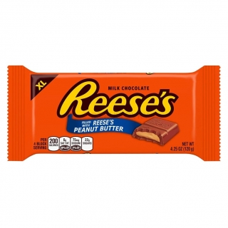 Reese's Giant Peanut Butter Milk Chocolate XL 120g (USA)