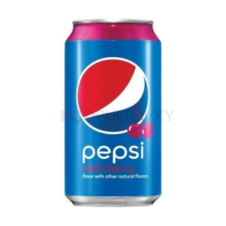 Pepsi Wild Cherry 355ml (USA)