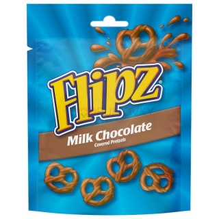 Flipz Milk Chocolate 100g (UK)