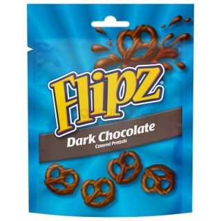 Flipz Dark Chocolate 100g (UK)