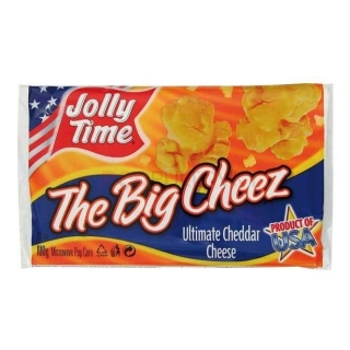 Jolly Time Popcorn The Big Cheez 100g (USA)