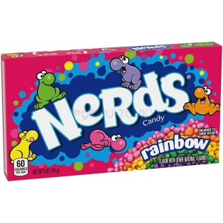 Rainbow Nerds 141g (USA)
