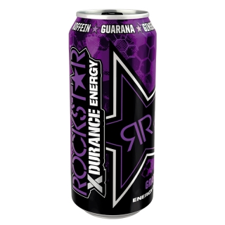 Rockstar Xdurance Grape 500ml (DE)