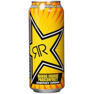 Rockstar Juiced Mango 500ml (DE)